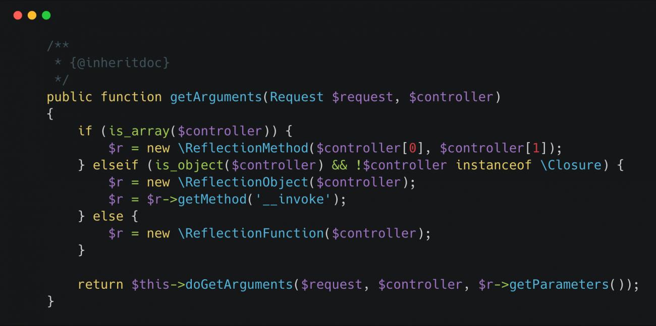 Drupal 8 controller callback argument resolving explained
